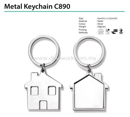 Metal Keychain C890