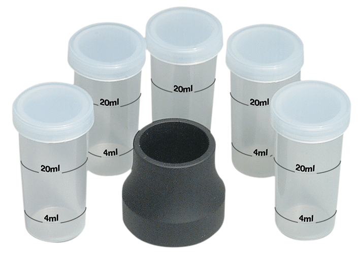 Extech EX006 Weighted Base and Solution Cups Kit