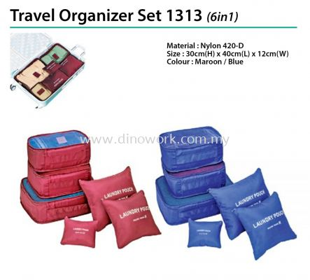 Travel Organizer Set 1313