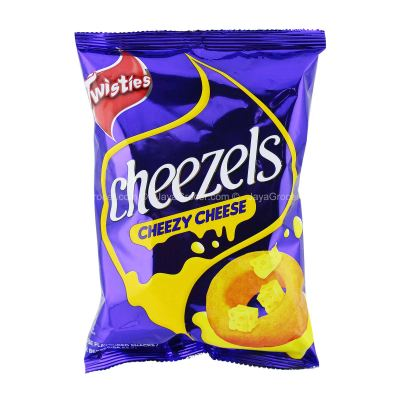 Twisties Cheezel Cheese 60G