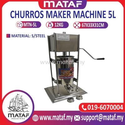 Mesin Churros 5L