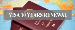 VISA 10 YEARS RENEWAL Other MM2H Services