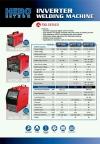 TP-2000P/ AC/DC-200 / AC/DC-320 Hero Tech Inverter Tig Welding Machine Welding and Cutting Equipment
