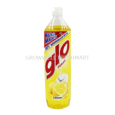 Glo Dishwashing Liquid Lemon