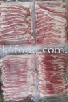 Premium Pork Belly Slice 1kg Pork Series
