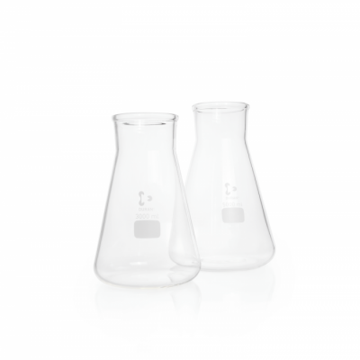 Duran Conical Flask, Non-DIN Size, without graduation