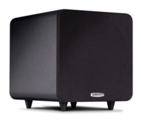 POLKAUDIO  PSW 111 8-Inch 300 Watt Compact Powered Subwoofer
