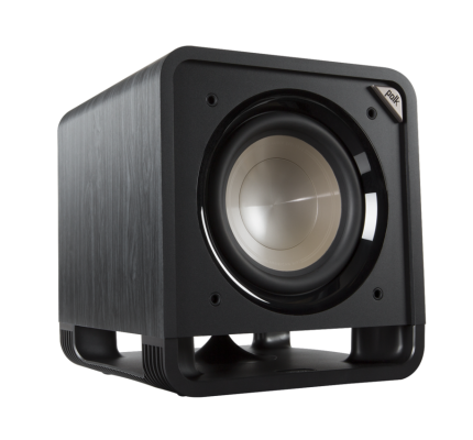 """POLKAUDIO HTS 10 10"""" Subwoofer with Power Port Technolog"""