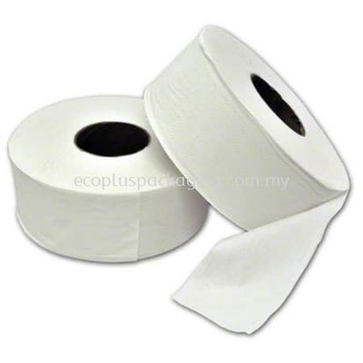 Jumbo Roll Tissue 500g - 2ply (100% Recycle)
