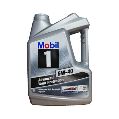 Mobil 1 5w40 Advanced Fully Synthetic Engine Oil