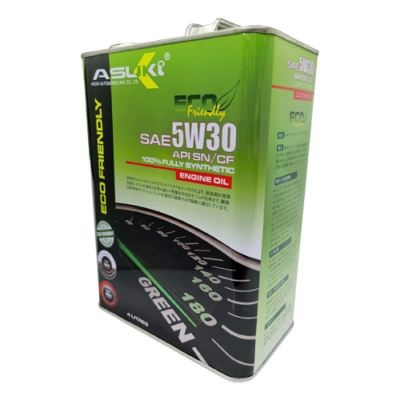 Asuki Eco Friendly 5w30 Fully Synthetic Engine Oil