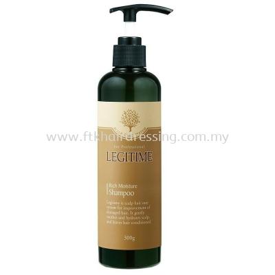 Legitime Rich Moisture Shampoo 300ml