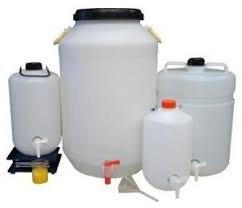 Polysol Aspirator Bottles, HDPE