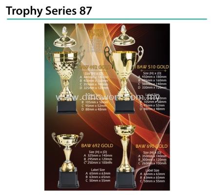 Trophy Series 87