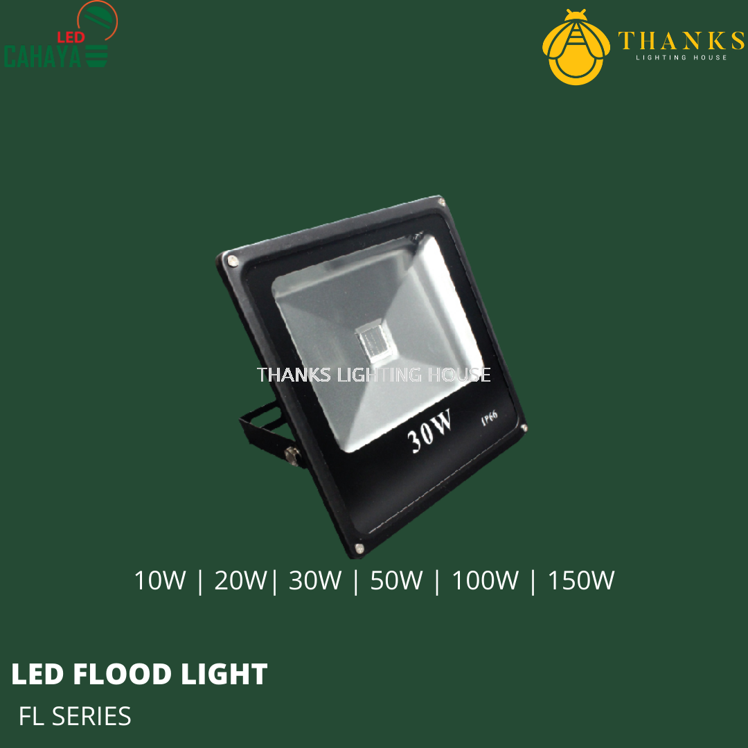 FL 10W 20W 30W 50W 100W 150W LED Flood Light