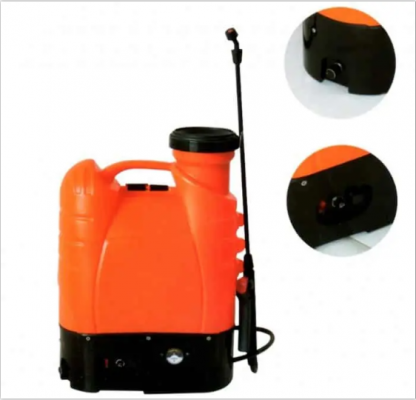 16L Cordless Electric Backpack Electrostatic Fogger Sprayer