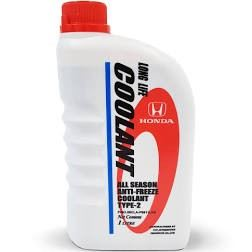 Honda Coolant All Season Anti-Freeze Coolant Type-2