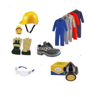 Protective products (PPE)