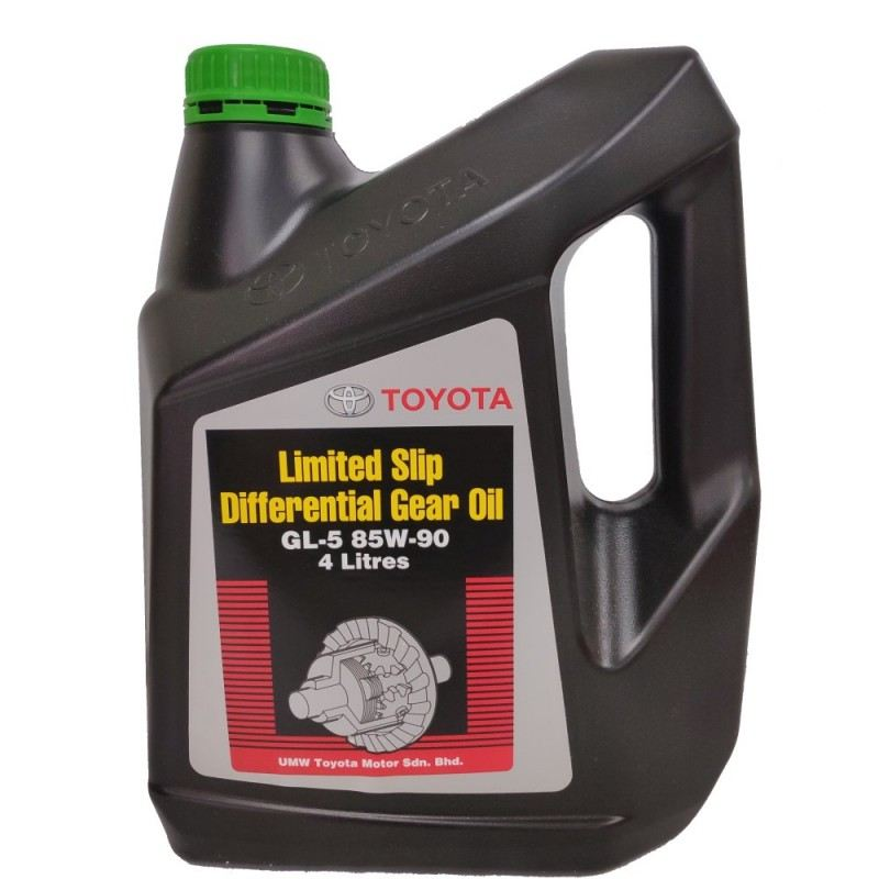 Toyota Gear Oil (4 Litre)