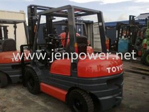 USED FORKLIFT FOR SALE TOYOTA 6FD30