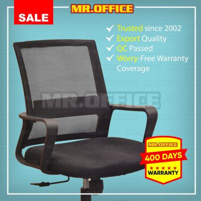 MR.OFFICE : JERRY LOWBACK MESH CHAIR