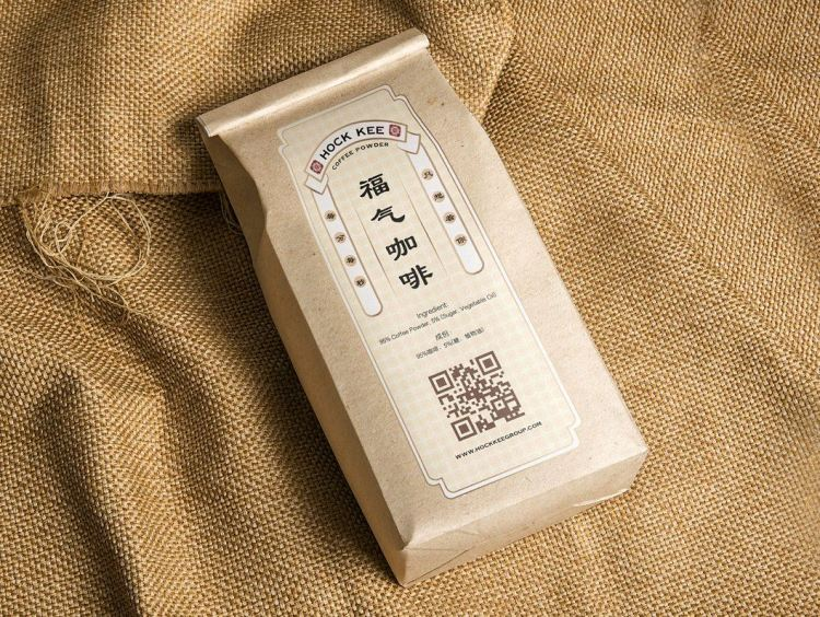 C1 Hock Kee Signature Coffee Powder 福气咖啡 (net weight 500g)