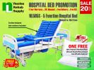 NL505S Hospital Bed 5 Functions (Manual) Manual Hospital Beds Hospital Beds