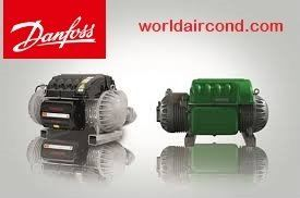 DANFOSS TURBOCOR OIL FREE CENTRIFUGAL COMPRESSOR