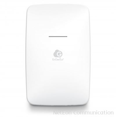 EnGenius Wi-Fi 5 Cloud-Managed Wave 2 Wall-Plate Access Point