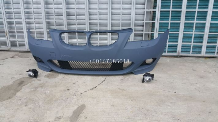 bmw e60 msport style bodykit for e60 replace upgrade performance look pp material new set