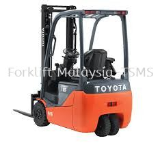 Toyota Electric/ Battery Forklift