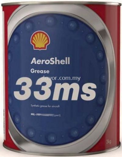 Aeroshell Grease 33 ms
