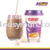 香飘飘奶茶~香芋味 (Milk Tea Yam Flavor) 饮料 (Drinks)