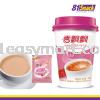香飘飘奶茶~草莓味 (Milk Tea Strawberry Flavor) 饮料 (Drinks)