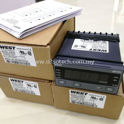 WEST Temperature Controller, Model: P8010
