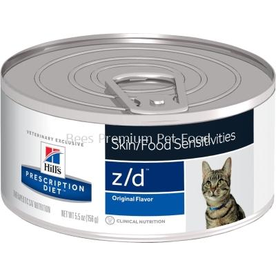 Hill's Prescription Diet z/d Feline CAN Food (ULTRA Chicken) 156g