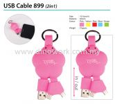 USB Cable 899 (2in1)