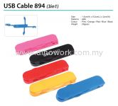 USB Cable 894 (3in1)