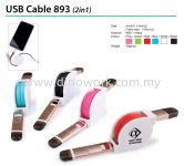 USB Cable 893 (2in1)