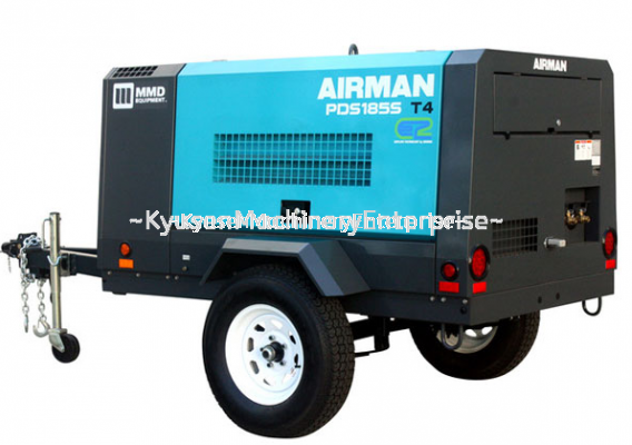 Airman PDS185S Air Compressor