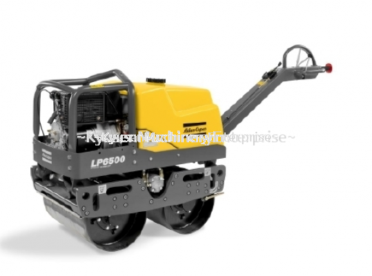 Rental 1 Ton Roller Compactor