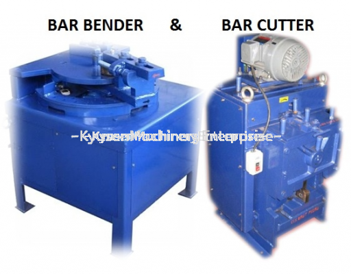 Rental Bar Bender & Bar Cutter