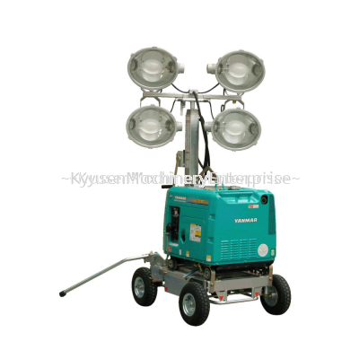 Rental Yanmar Towerlight