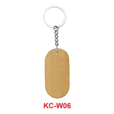 WOODEN KEYCHAIN(WITH BOX) - KCW 06