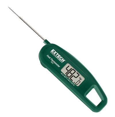 Extech TM55 Pocket Fold-Up Food Thermometer, NSF Certified