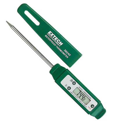 Extech 39240 Waterproof Stem Thermometer