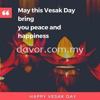 Happy Vesak Day 2020