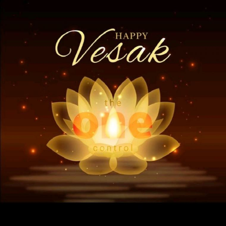 Happy Vesak to your and family