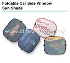 Foldable Car Side Window Sun Shade
