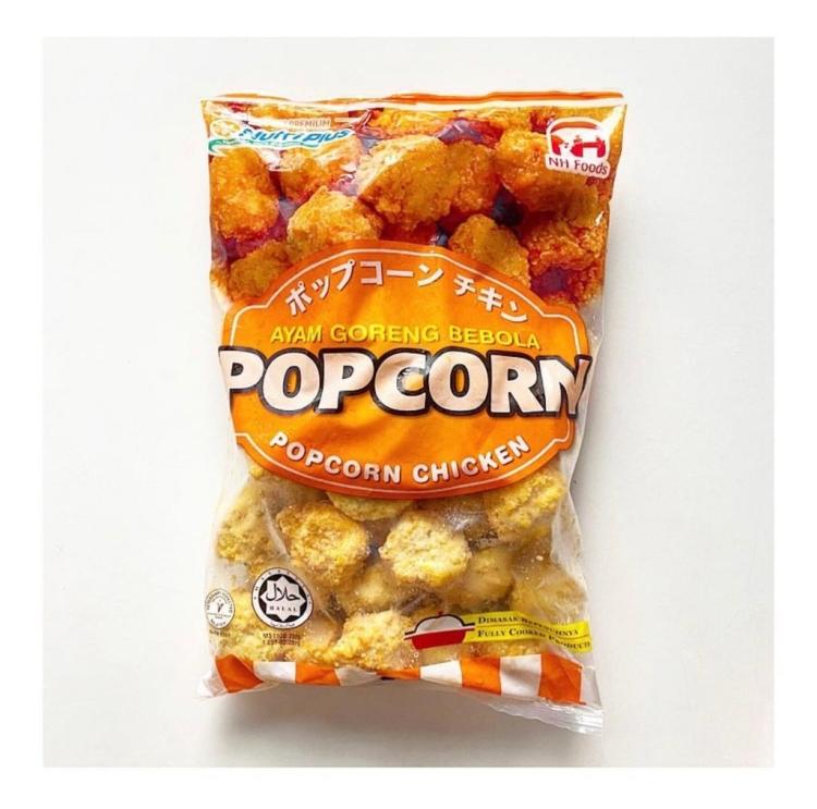 NutriPlus Popcorn Chicken (800 gm)